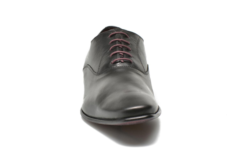 Chaussures à lacets Le Formier Fiennes Noir vue portées chaussures
