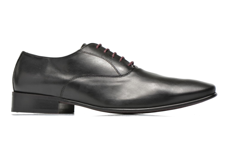 Chaussures à lacets Le Formier Fiennes Noir vue derrière