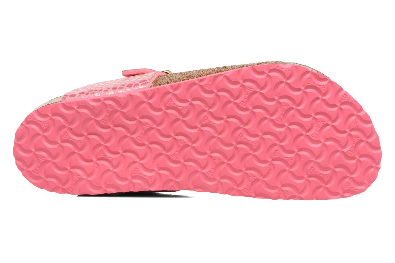 Gizeh Birko Flor Shiny Snake Pink