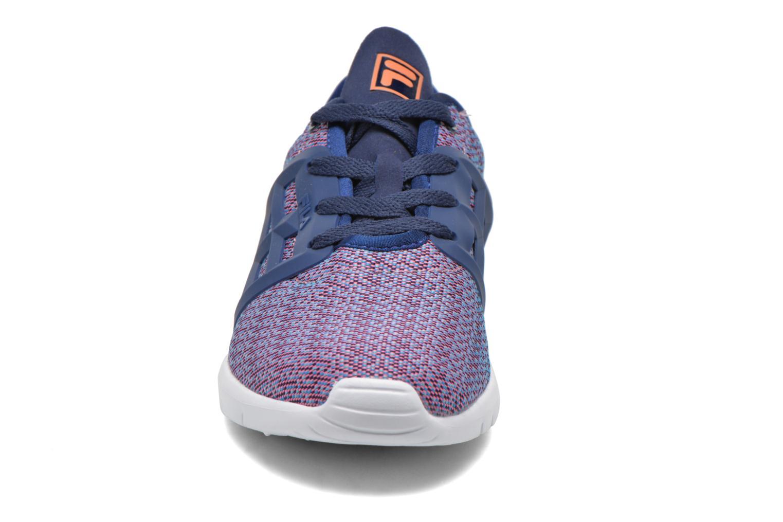 Baskets FILA Powerbolt P Low W Multicolore vue portées chaussures