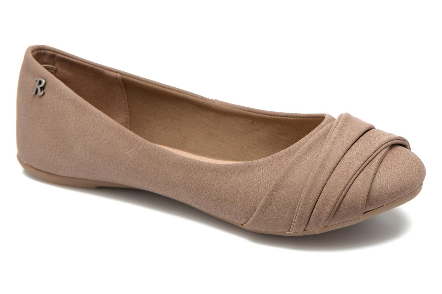00be699eb4a1 Refresh Sandy 61732 (Marron) - Ballerines chez Sarenza (253953) GH8HUA1Z -  destrainspourtous.fr
