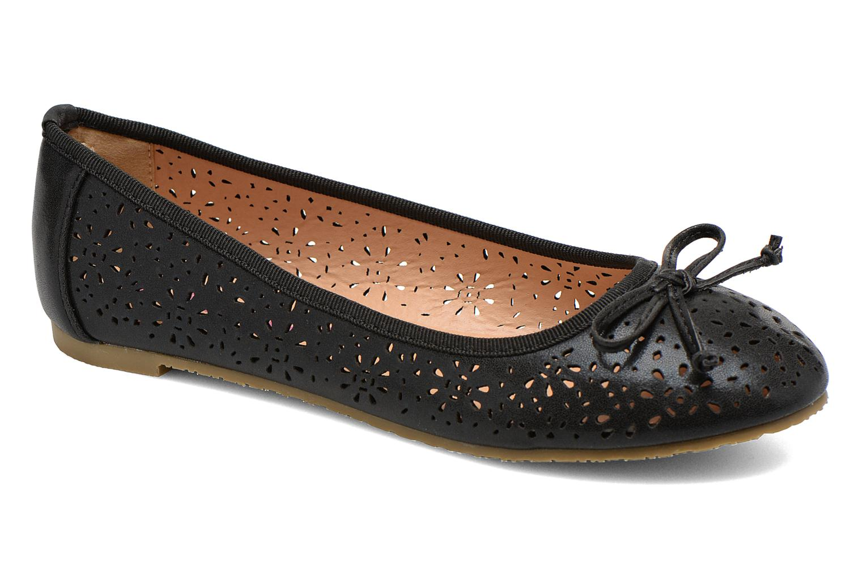 Ballerinas Refresh Coline 61818 schwarz detaillierte ansicht/modell
