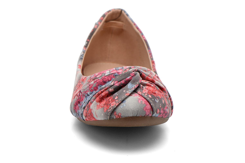 Ballerines Refresh Island 61731 Rose vue portées chaussures
