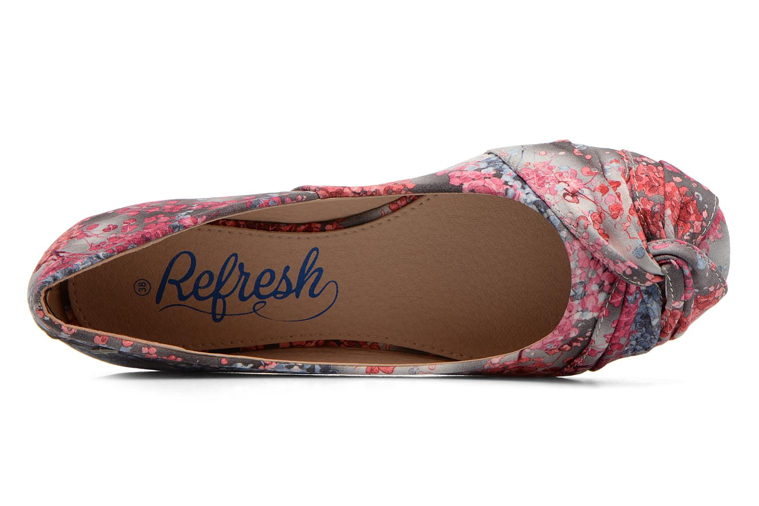 Ballerines Refresh Island 61731 Rose vue gauche