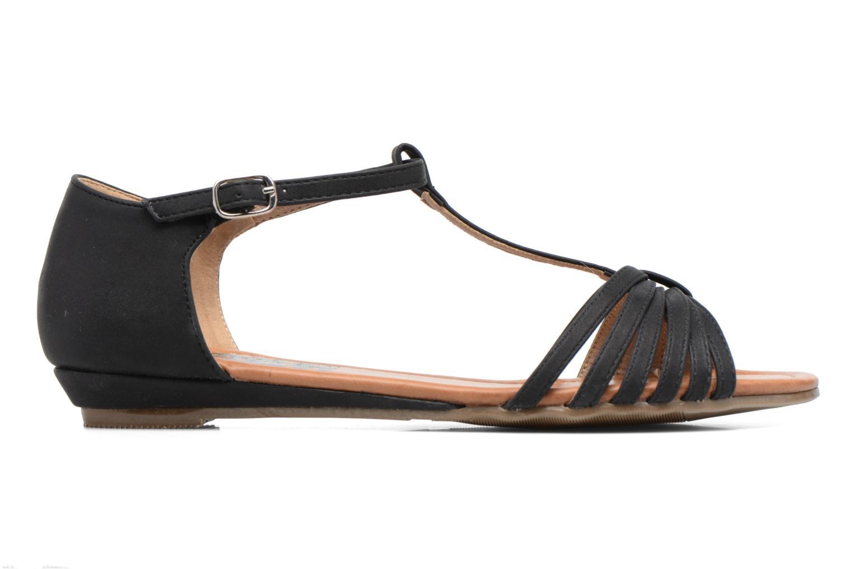 Sandales et nu-pieds Refresh Casey 61767 Noir vue derrière