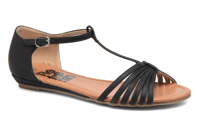 Sandales et nu-pieds Refresh Casey 61767 Noir vue détail/paire