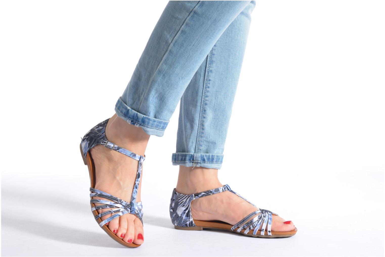 Sandales et nu-pieds Refresh Summer 61735 Multicolore vue bas / vue portée sac