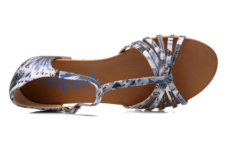 Sandales et nu-pieds Refresh Summer 61735 Multicolore vue gauche