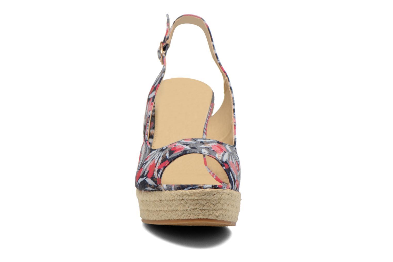 Sandali e scarpe aperte Refresh Aurore 62012 Multicolore modello indossato