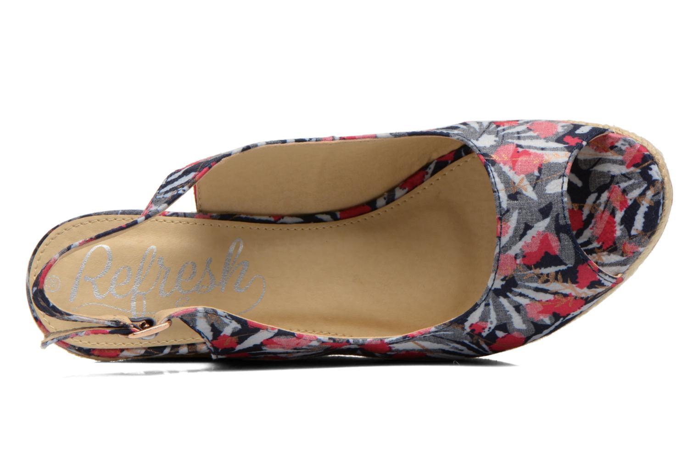 Sandali e scarpe aperte Refresh Aurore 62012 Multicolore immagine sinistra