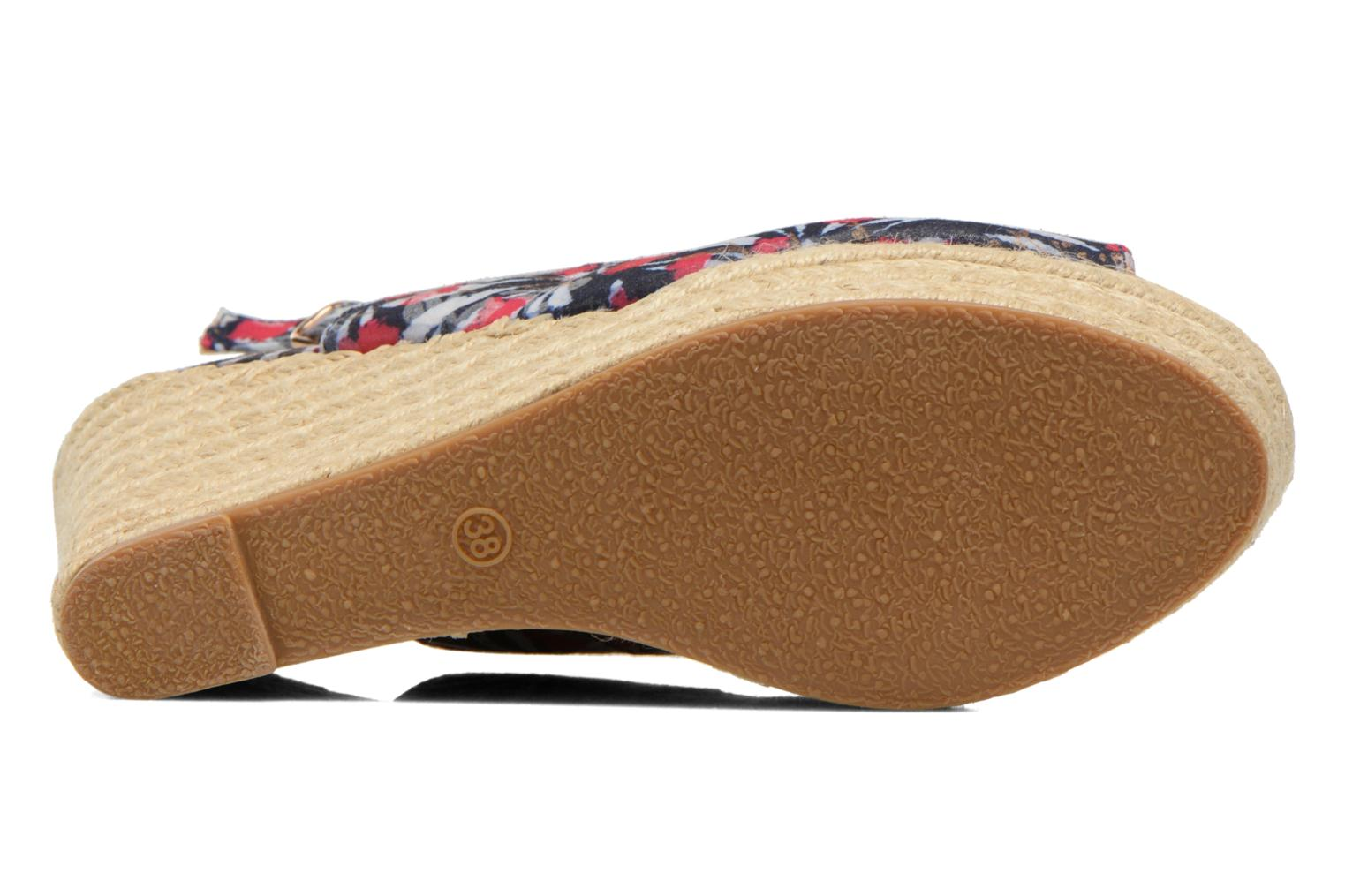 Sandals Refresh Aurore 62012 Multicolor view from above