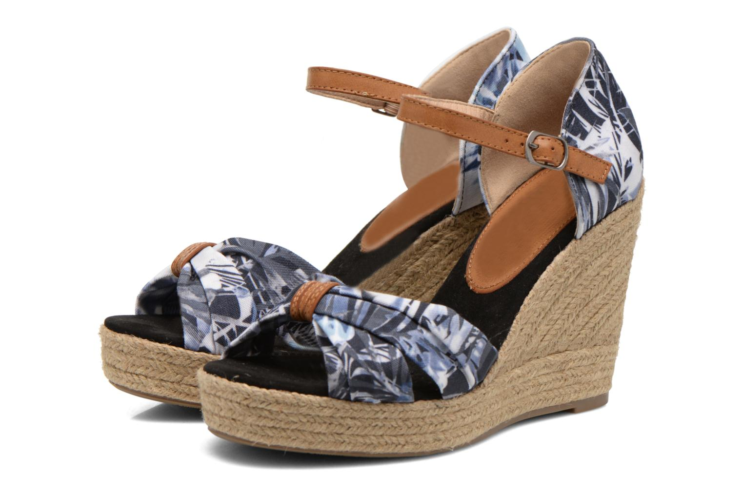 Sandals Refresh Goyave 61719 Multicolor 3/4 view