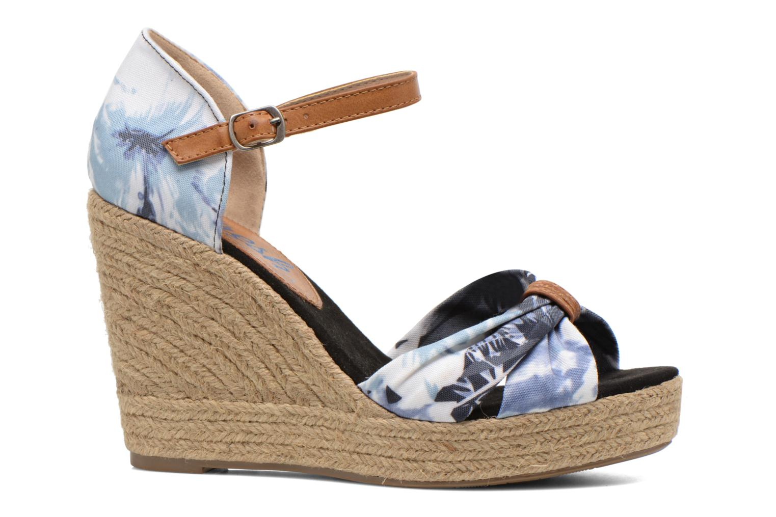 Sandals Refresh Goyave 61719 Multicolor back view