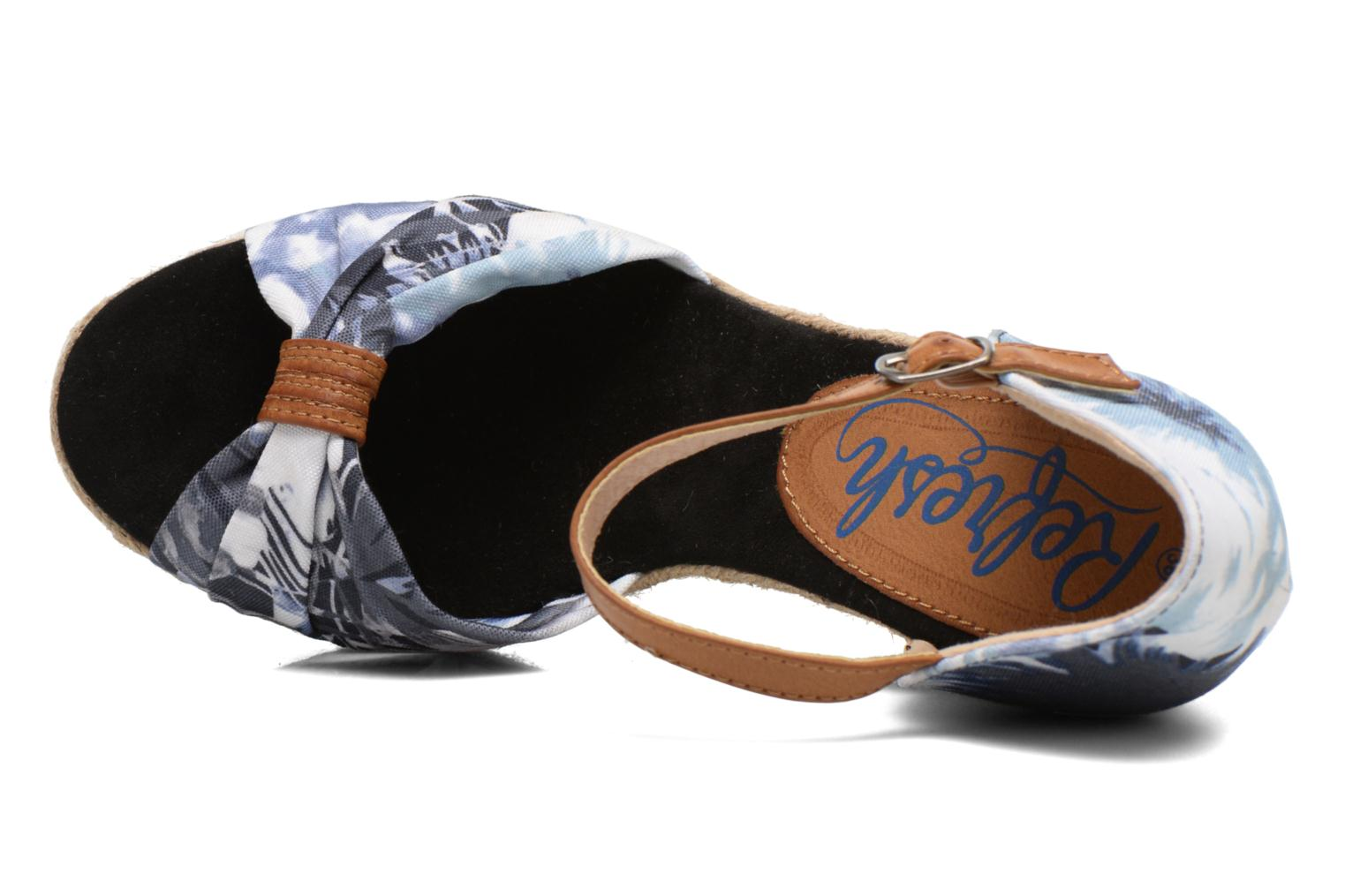 Sandals Refresh Goyave 61719 Multicolor view from the left