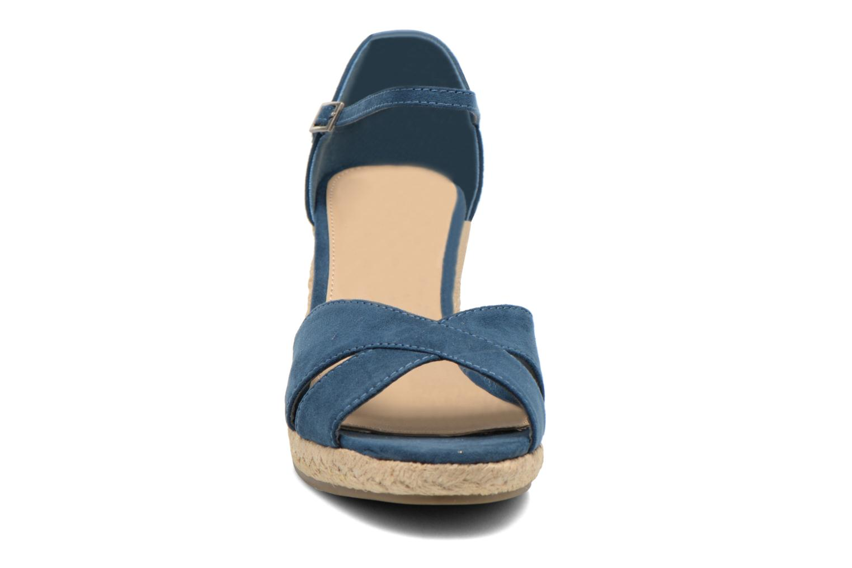 Sandales et nu-pieds Refresh Patelle 62091 Bleu vue portées chaussures