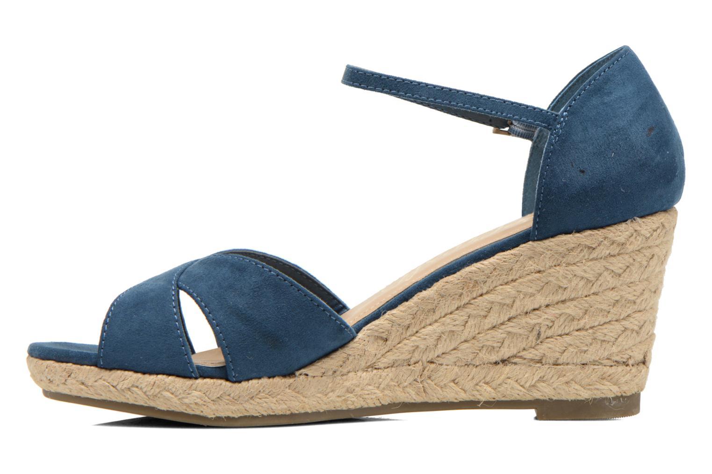 Sandales et nu-pieds Refresh Patelle 62091 Bleu vue face