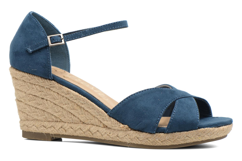 Sandales et nu-pieds Refresh Patelle 62091 Bleu vue derrière