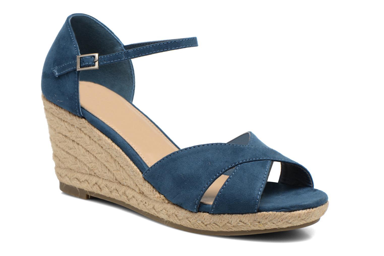 Sandales et nu-pieds Refresh Patelle 62091 Bleu vue détail/paire