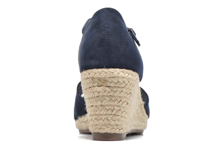 Sandales et nu-pieds Refresh Patelle 62091 Bleu vue droite