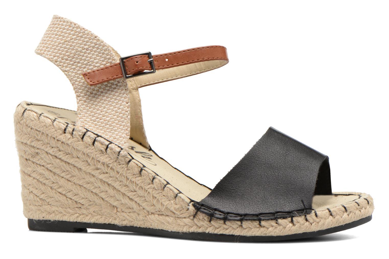 Sandales et nu-pieds Refresh Gipset 62035 Noir vue derrière