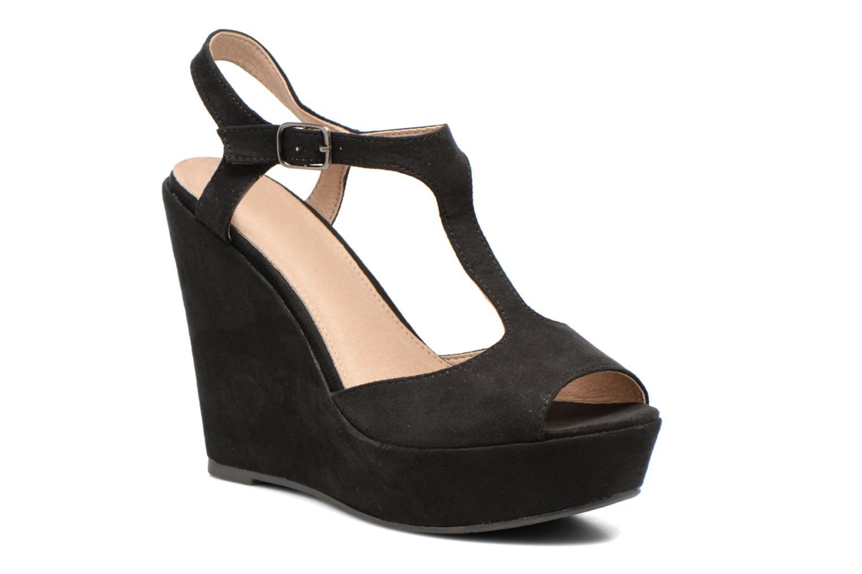 Grandes descuentos últimos zapatos Refresh Jet Set 61745 (Negro) - Sandalias Descuento