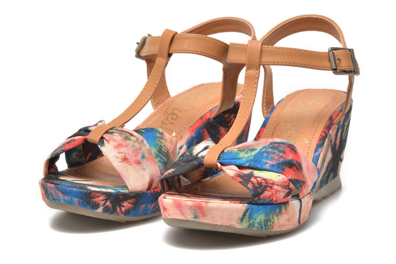Sandales et nu-pieds Refresh Blue Moon 62085 Multicolore vue 3/4