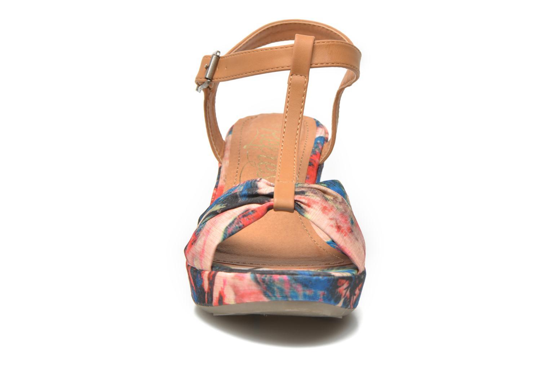 Sandales et nu-pieds Refresh Blue Moon 62085 Multicolore vue portées chaussures