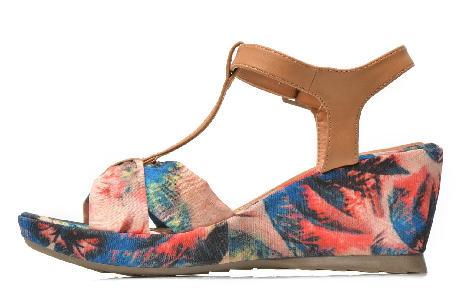 Sandales et nu-pieds Refresh Blue Moon 62085 Multicolore vue face