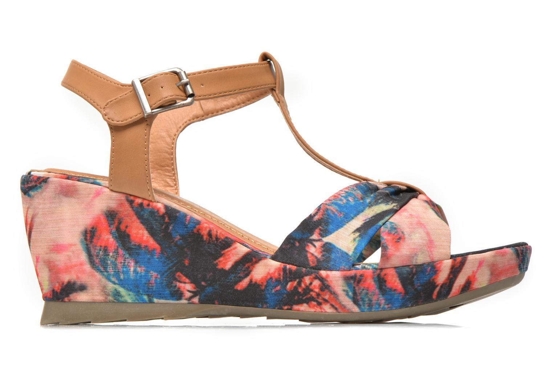 Sandales et nu-pieds Refresh Blue Moon 62085 Multicolore vue derrière