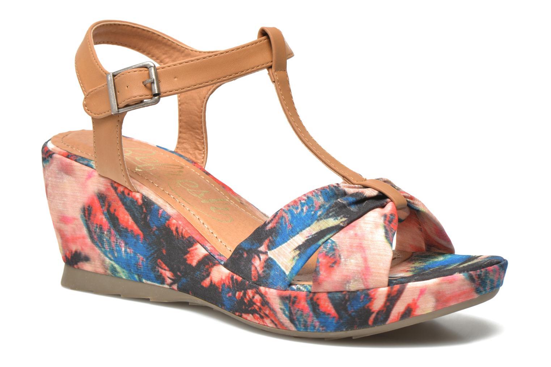 Sandales et nu-pieds Refresh Blue Moon 62085 Multicolore vue détail/paire