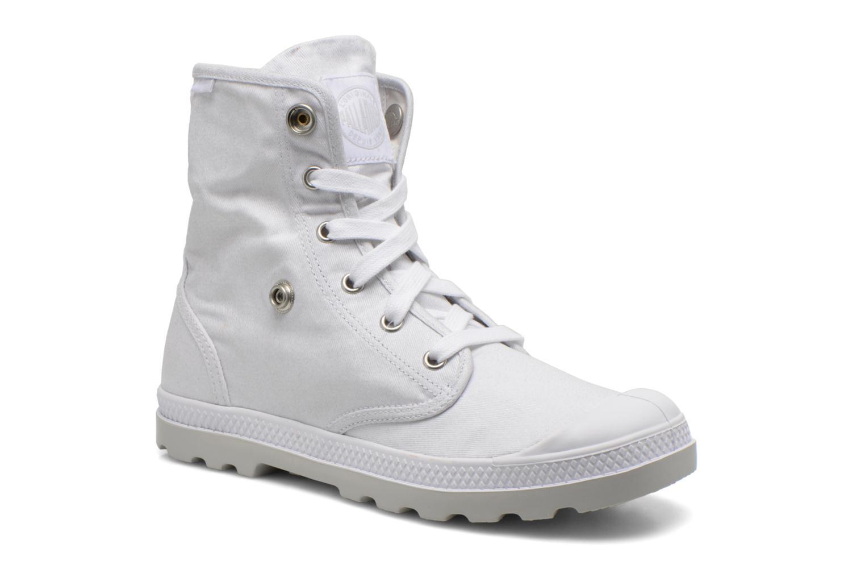 Sneakers Palladium Baggy Low Lp MTL P Bianco immagine 3/4