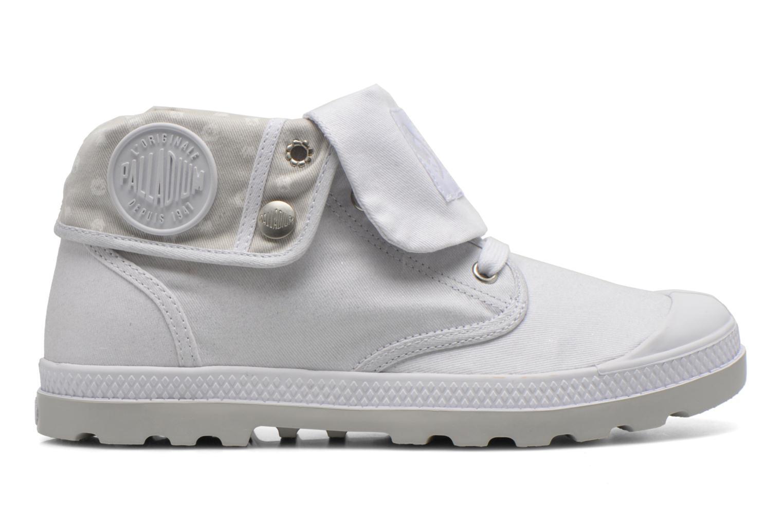 Sneakers Palladium Baggy Low Lp MTL P Bianco immagine posteriore
