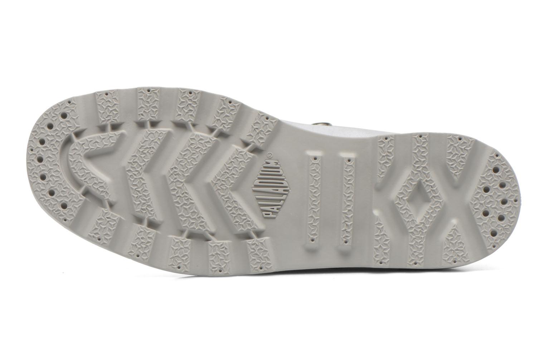 Sneakers Palladium Baggy Low Lp MTL P Bianco immagine dall'alto