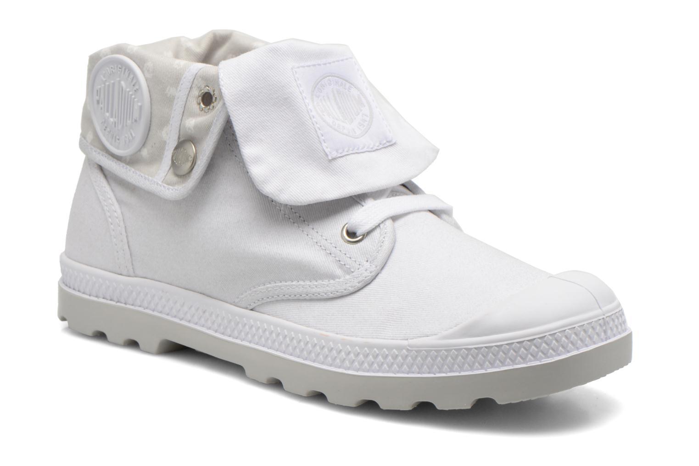 Sneakers Palladium Baggy Low Lp MTL P Bianco vedi dettaglio/paio