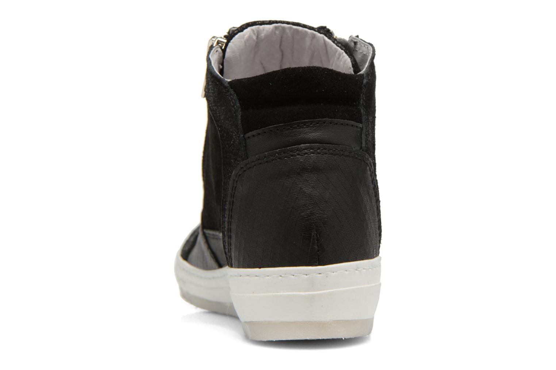Baskets Khrio Camapa Noir vue droite