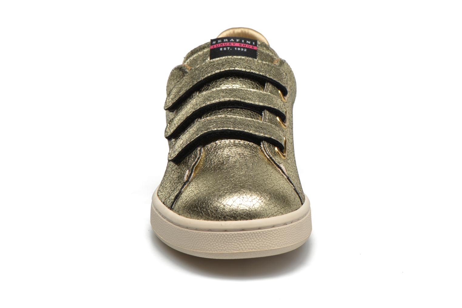 J.Connors Velcro Metal gold