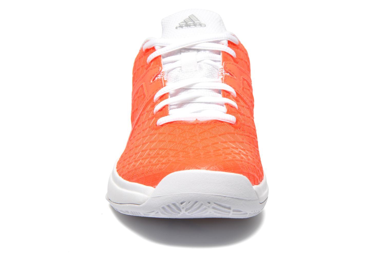 Chaussures de sport Adidas Performance sonic allegra Orange vue portées chaussures