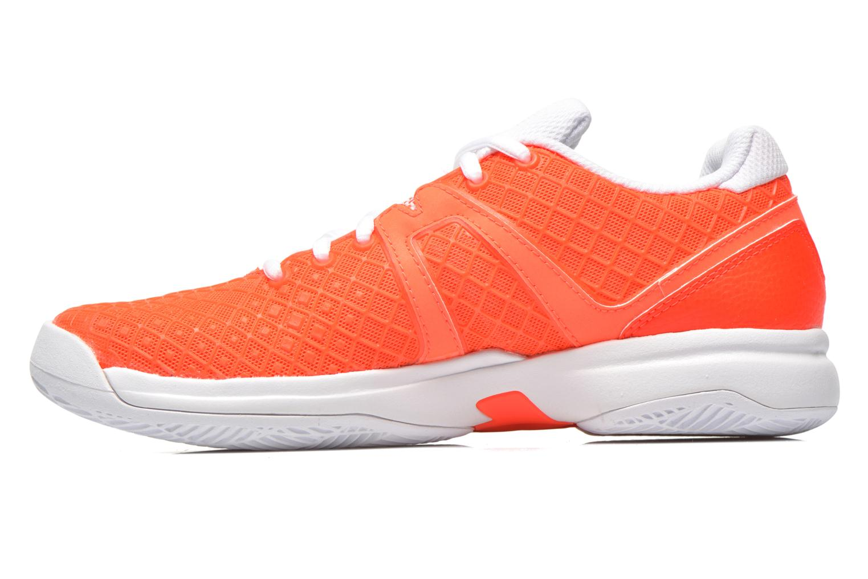 Chaussures de sport Adidas Performance sonic allegra Orange vue face
