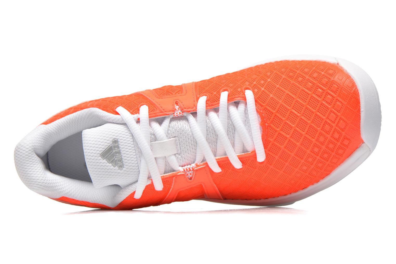 Chaussures de sport Adidas Performance sonic allegra Orange vue gauche