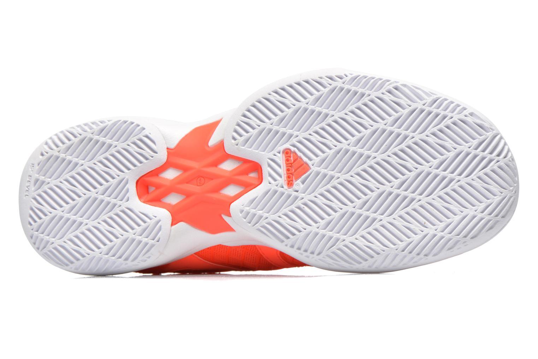 Chaussures de sport Adidas Performance sonic allegra Orange vue haut