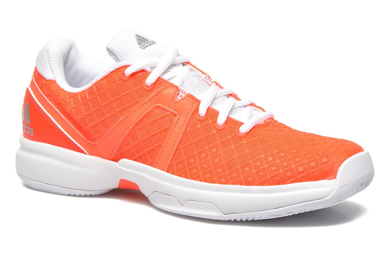 Chaussures de sport Adidas Performance sonic allegra Orange vue détail/paire
