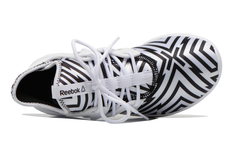 Chaussures de sport Reebok Hayasu Blanc vue gauche