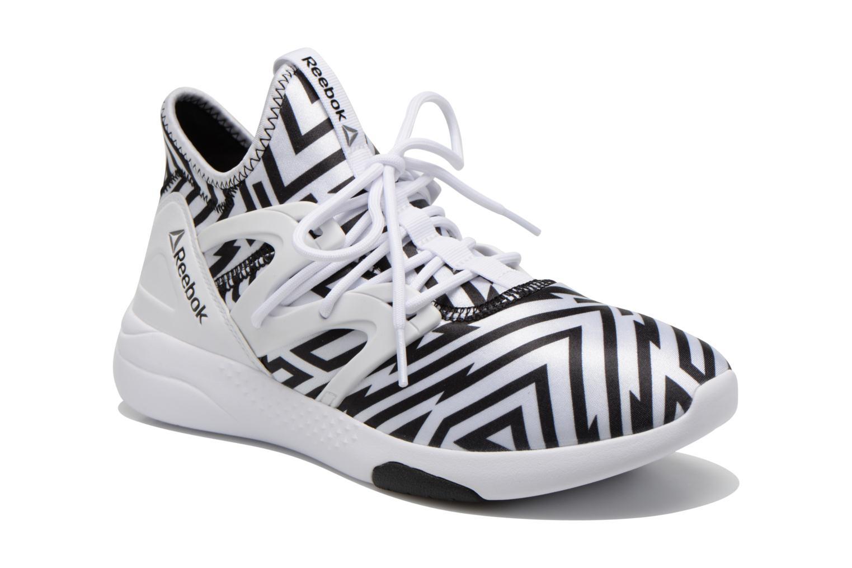 Chaussures de sport Reebok Hayasu Blanc vue détail/paire