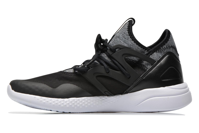 Sport shoes Reebok Hayasu Black front view