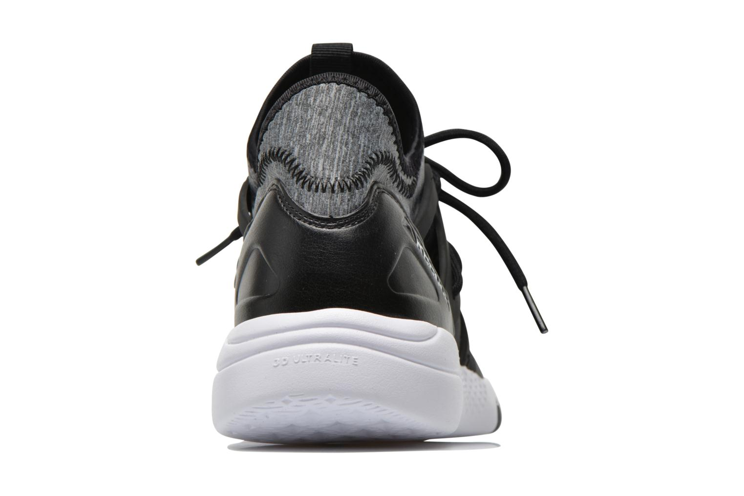 Sport shoes Reebok Hayasu Black view from the right