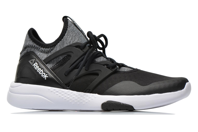 Sport shoes Reebok Hayasu Black back view