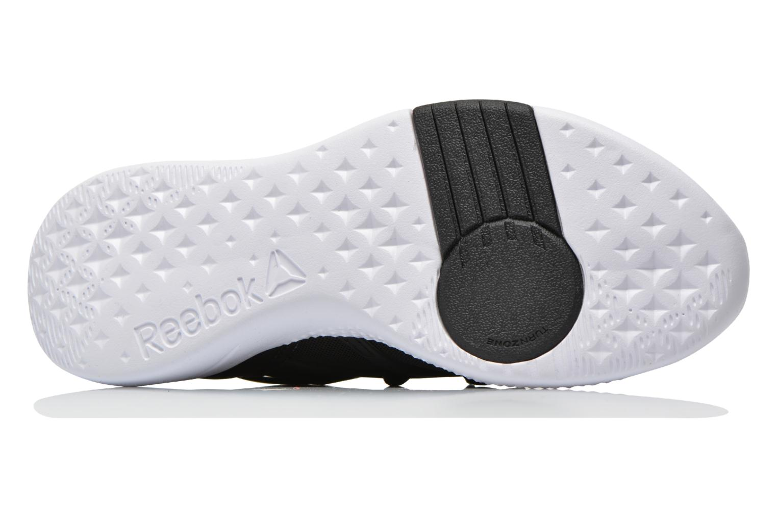 Sport shoes Reebok Hayasu Black view from above