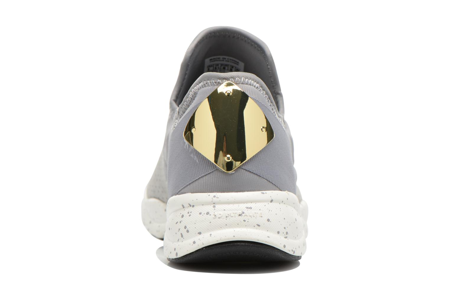 Furylite Slip-On Lux Tin Grey/Chalk/Rbk Brass