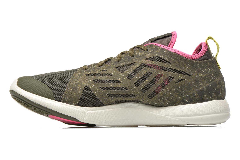 Chaussures de sport Reebok Cardio Inspire Low 2.0 Vert vue face