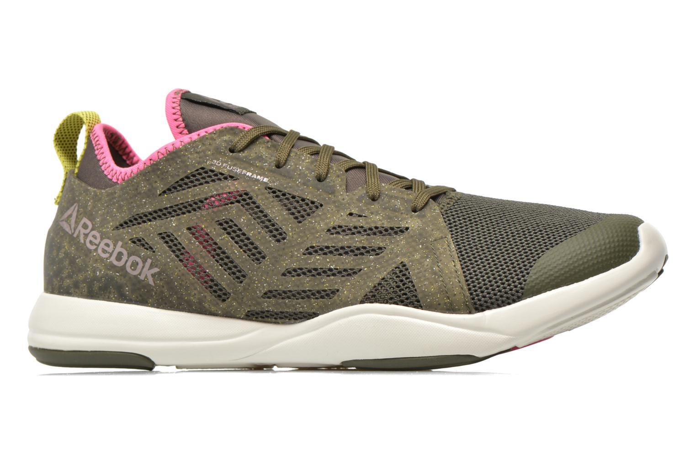 Chaussures de sport Reebok Cardio Inspire Low 2.0 Vert vue derrière